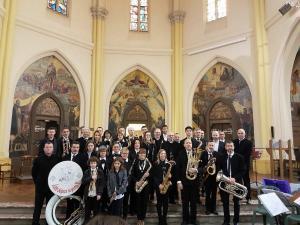 Messe de la Sainte Cécile 2017