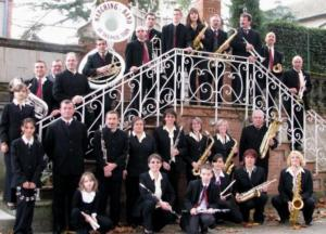 Harmonie de St Sulpice en 2010
