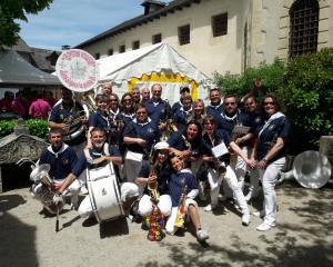 Festival de Banda Espalion Mai 2017